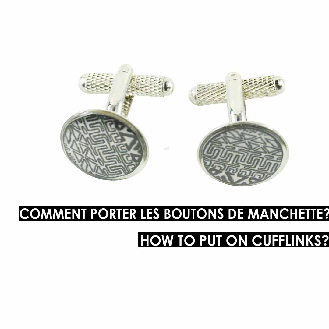 bouton de manchette in english