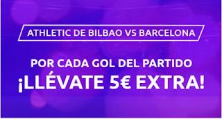 Mondobets promo Athletic vs Barcelona 6-1-2021