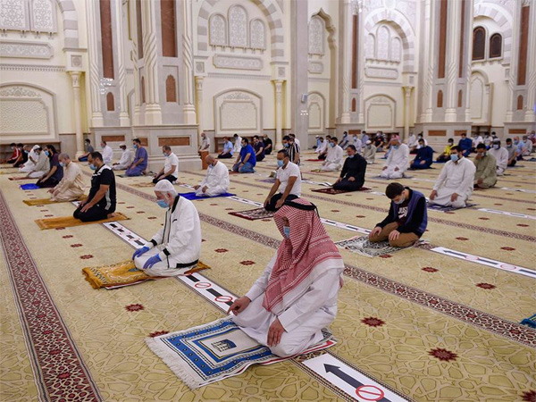 COVID-19 UAE: Places of worship open in the Emirates after months of closure, UAE, News, Mosque, Health, Health & Fitness, Protection, Children, Gulf, World