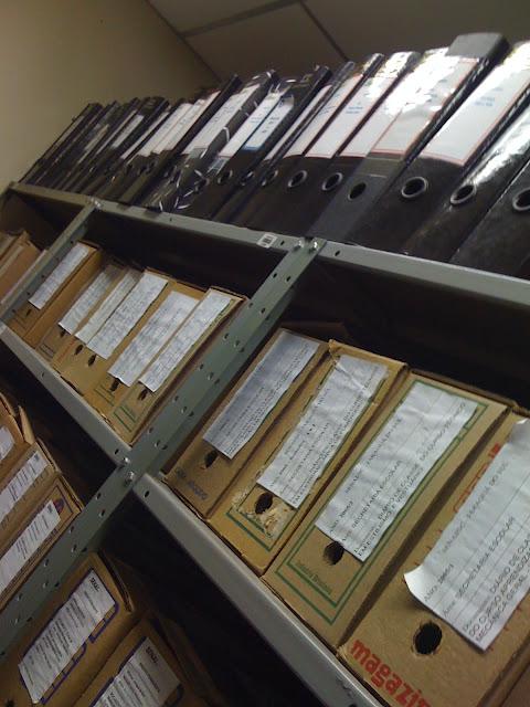 Minha história com a Organização de Arquivos