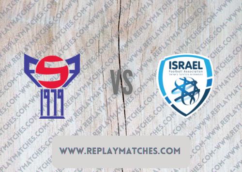 Faroe Islands vs Israel -Highlights 01 September 2021