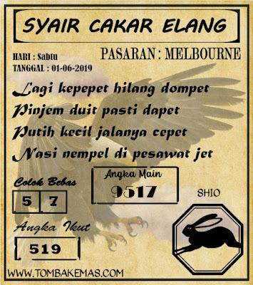 SYAIR MELBOURNE 01-06-2019