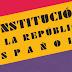 Monarquía o República. Proceso Constituyente (1)