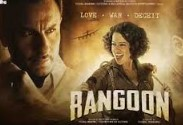 Watch Rangoon (2017) DVDRip Hindi Full Movie Watch Online Free Download