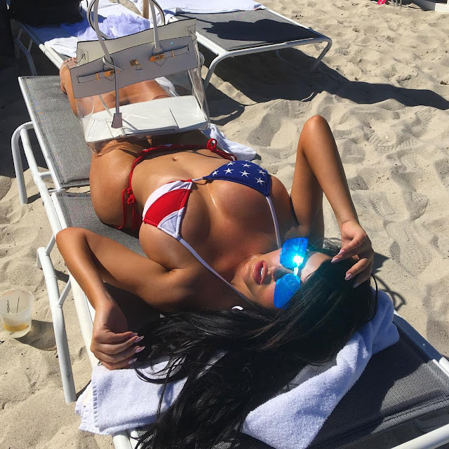 Abigail-Ratchford-at-Miami-in-American-Bikini-Instagram-Photo