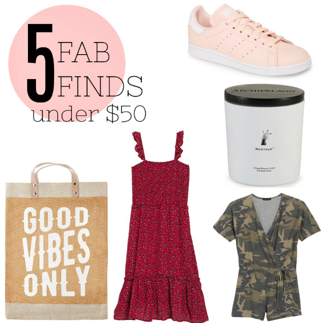 50 Fab Summer Finds Under 50