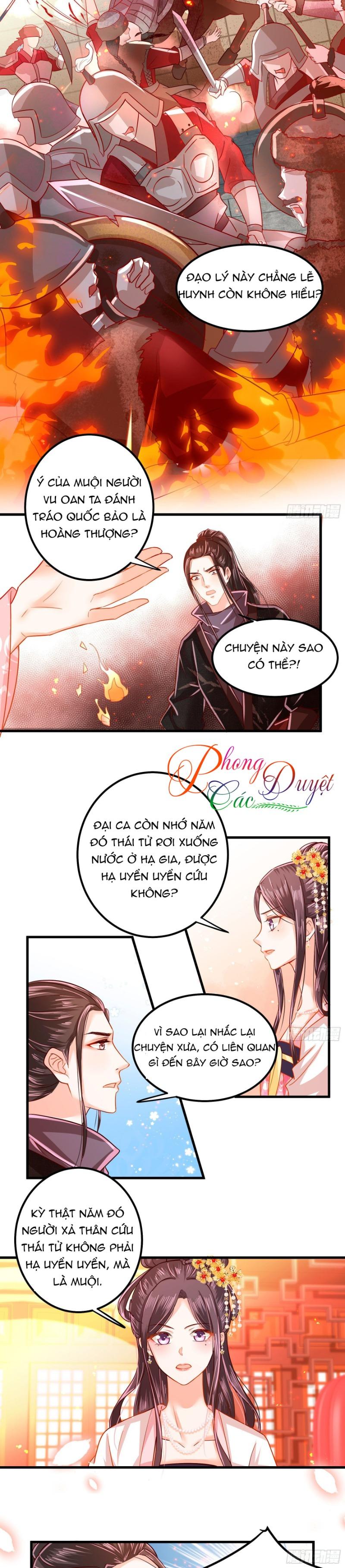 Ta Phải Làm Hoàng Hậu Chapter 13 - upload bởi truyensieuhay.com