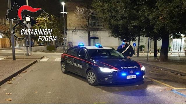 Controlli anti-covid dei Carabinieri di Cerignola. Sanzionate 104 persone nel territorio di competenza