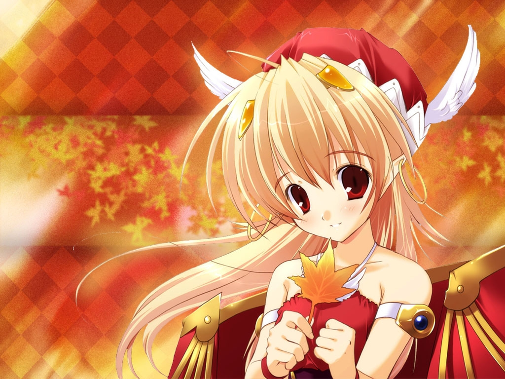 Cute anime wallpaper hd |See To World