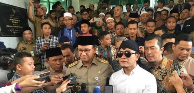 Gus Miftah Minta Izin Anies untuk Tausiah di Klub Malam Jakarta