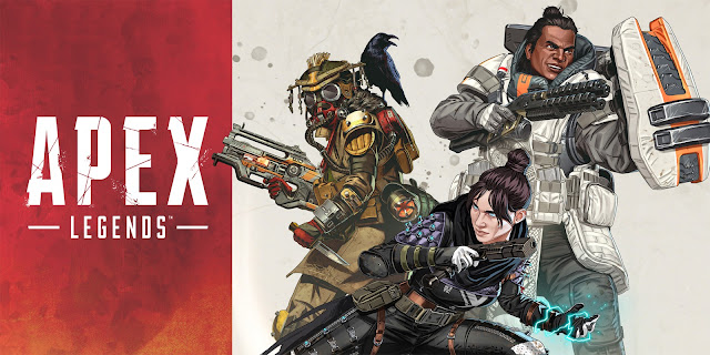 Apex Legends Launching for Nintendo Switch on 9th March
