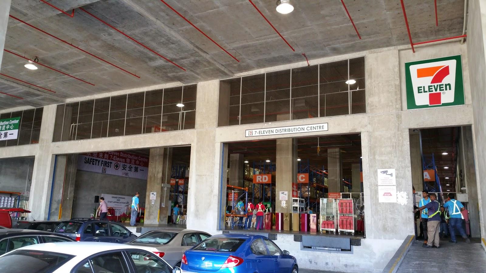 7 Eleven Distribution Centre Grand