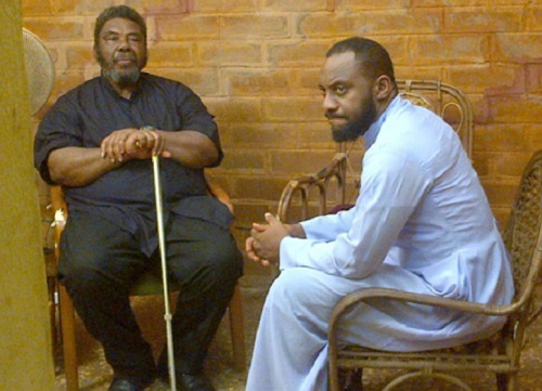 Pete Edochie's son reveals how his father beat him to reset his brain
