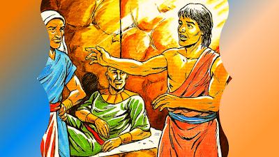 José e seus companheiros