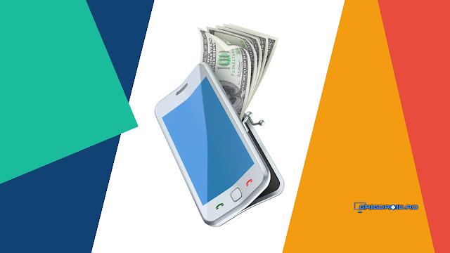 Modalități prin care poți câștiga bani folosind un telefon mobil