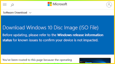 Croben.com Download Windows 10 ISO Step 4