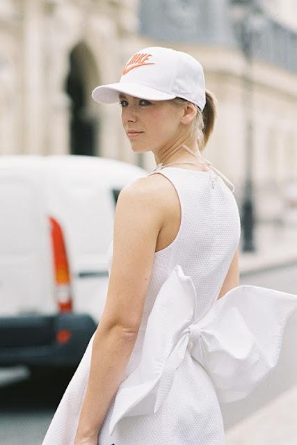 Street style baseball cap