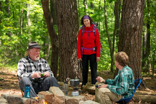 a walk in the woods-nick nolte-kristen schaal-robert redford