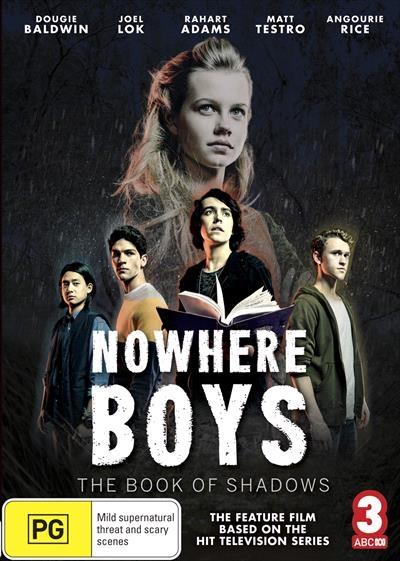 Nowhere Boys: The Book of Shadows (2016) tainies online oipeirates