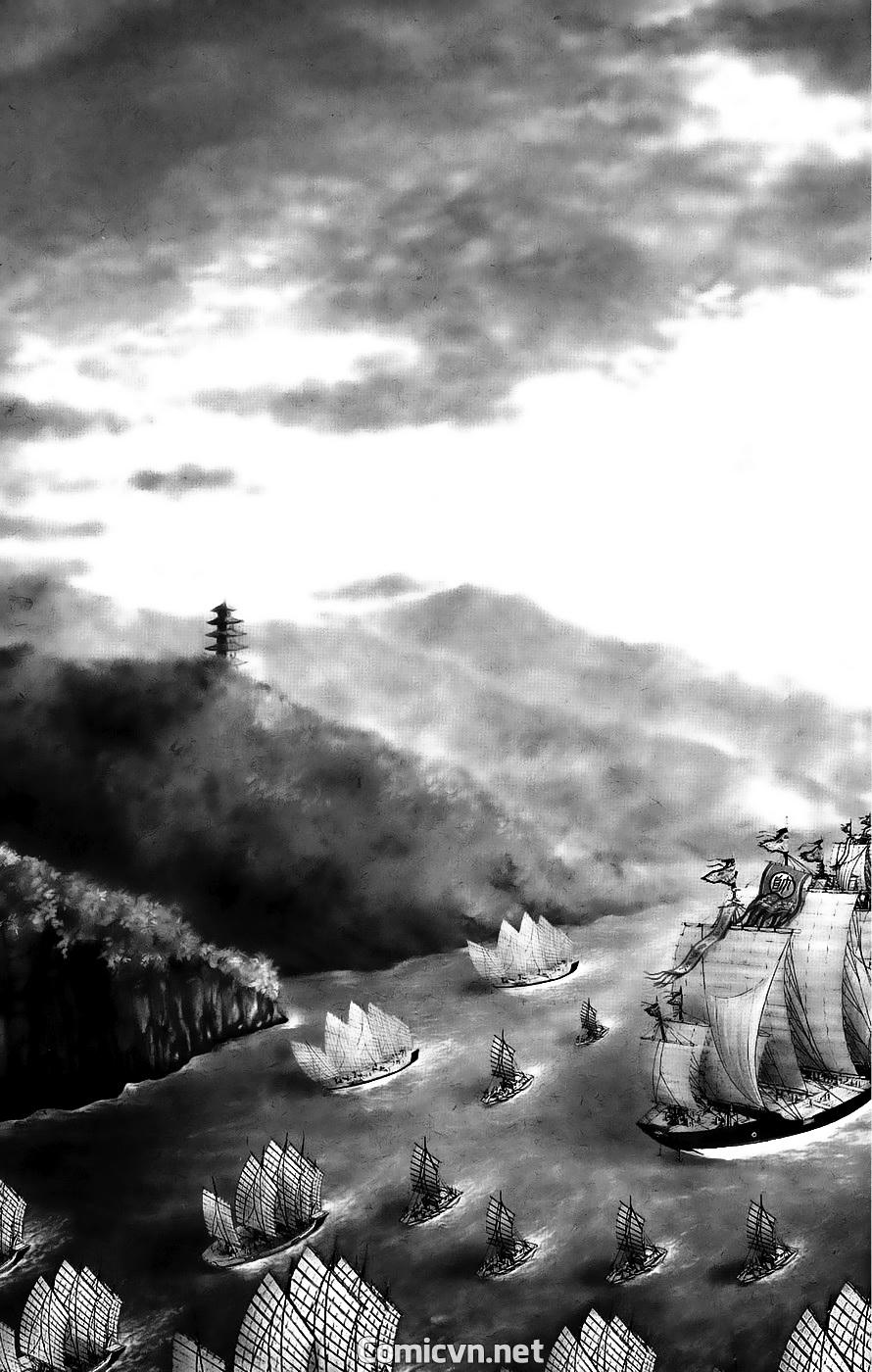 Long Tường Tây Hải - Trịnh Hòa hạ Tây Dương