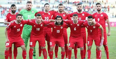 مشاهدة مباراة لبنان وعمان بث مباشر اليوم 10-9-2019 في مباراة ودية
