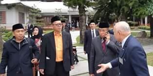 Kiai Said Aqil Siradj Dan Master Cheng Yen
