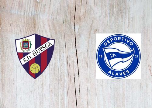 Huesca vs Deportivo Alavés -Highlights 12 December 2020