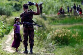 Tentara Myanmar Blak-blakan Akui Pernah Lakukan Hal Bejad Ini Pada Muslim Rohingya
