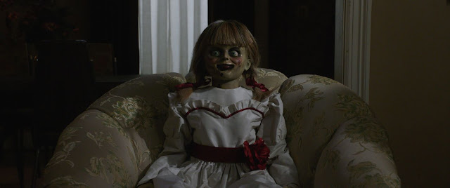 Annabelle 3 (Annabelle Comes Home) – Recenze