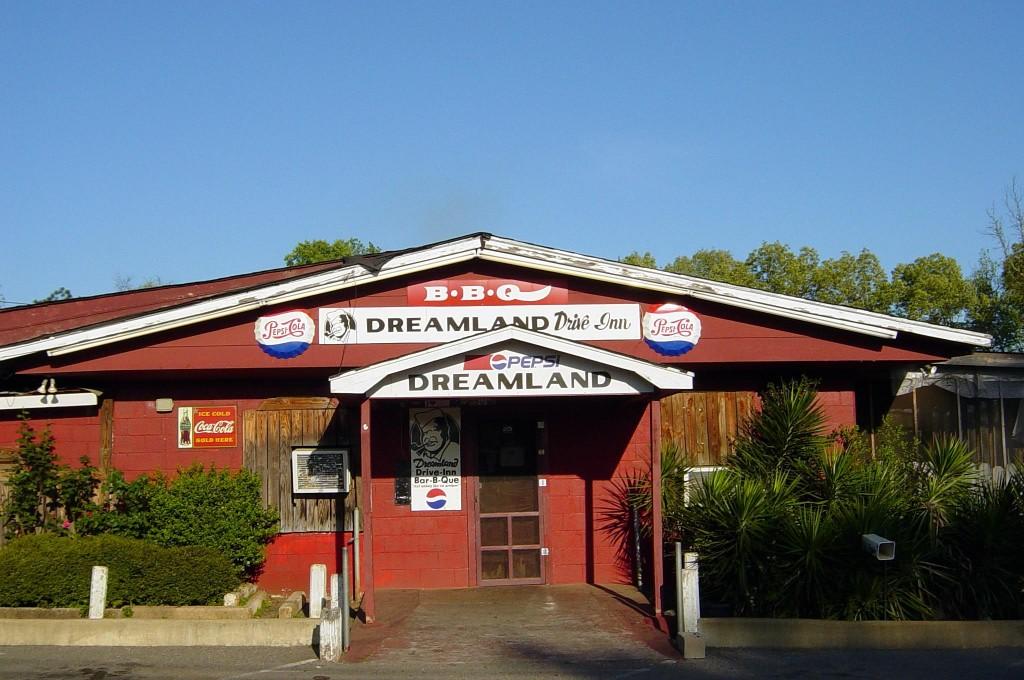 Dreamland Bbq Tuscaloosa Al
