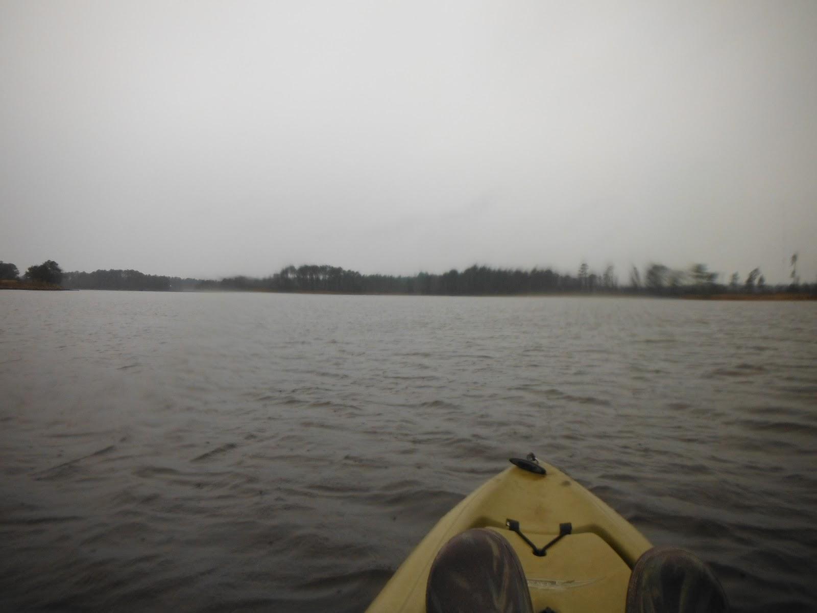Long Island Kayak Angler Elizabeth River Chesapeake Va Citation