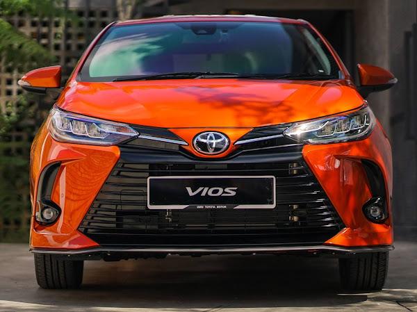 Novo Toyota Yaris 2021: facelit para enfrentar Polo e Virtus