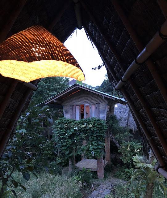 Pondok di Omah Yudhi Kandangan Temanggung ©JelajahSuwanto
