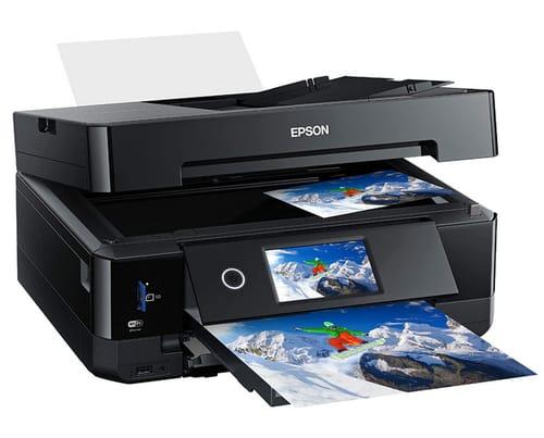 Epson 5-Color Expression Premium XP-7000 Printer