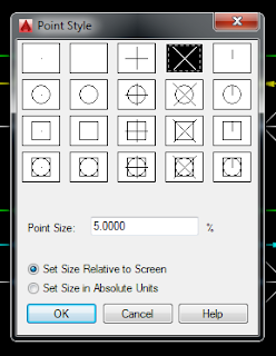 Perintah Kerja Divide dan Measure,Tutorial divide,Tutorial Measure di Autocad
