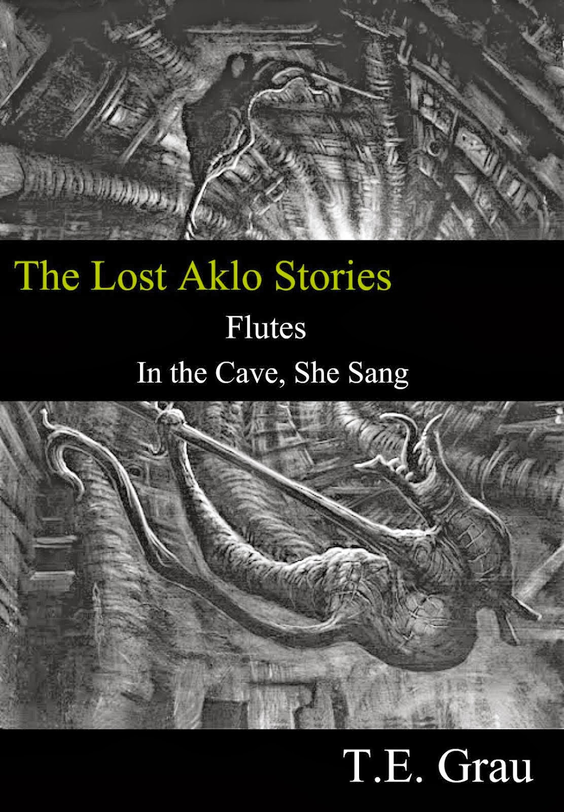 THE LOST AKLO STORIES