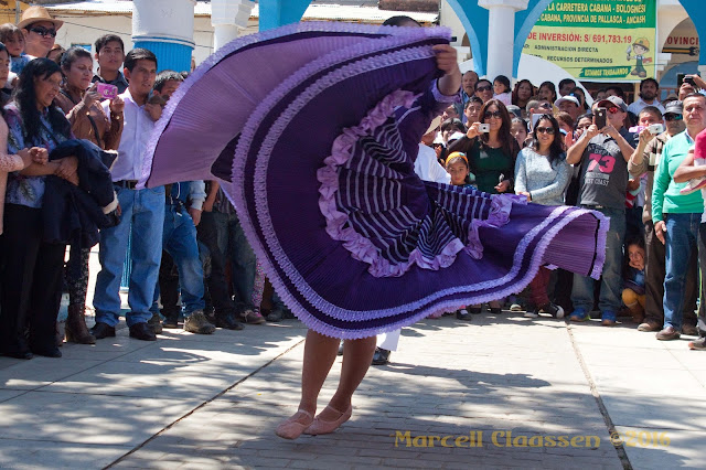 Exploring the secrets of Pallasca Province, Peru: dancing the marinera