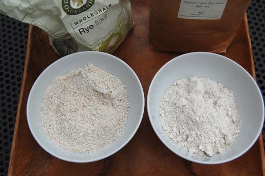 flour nutshell