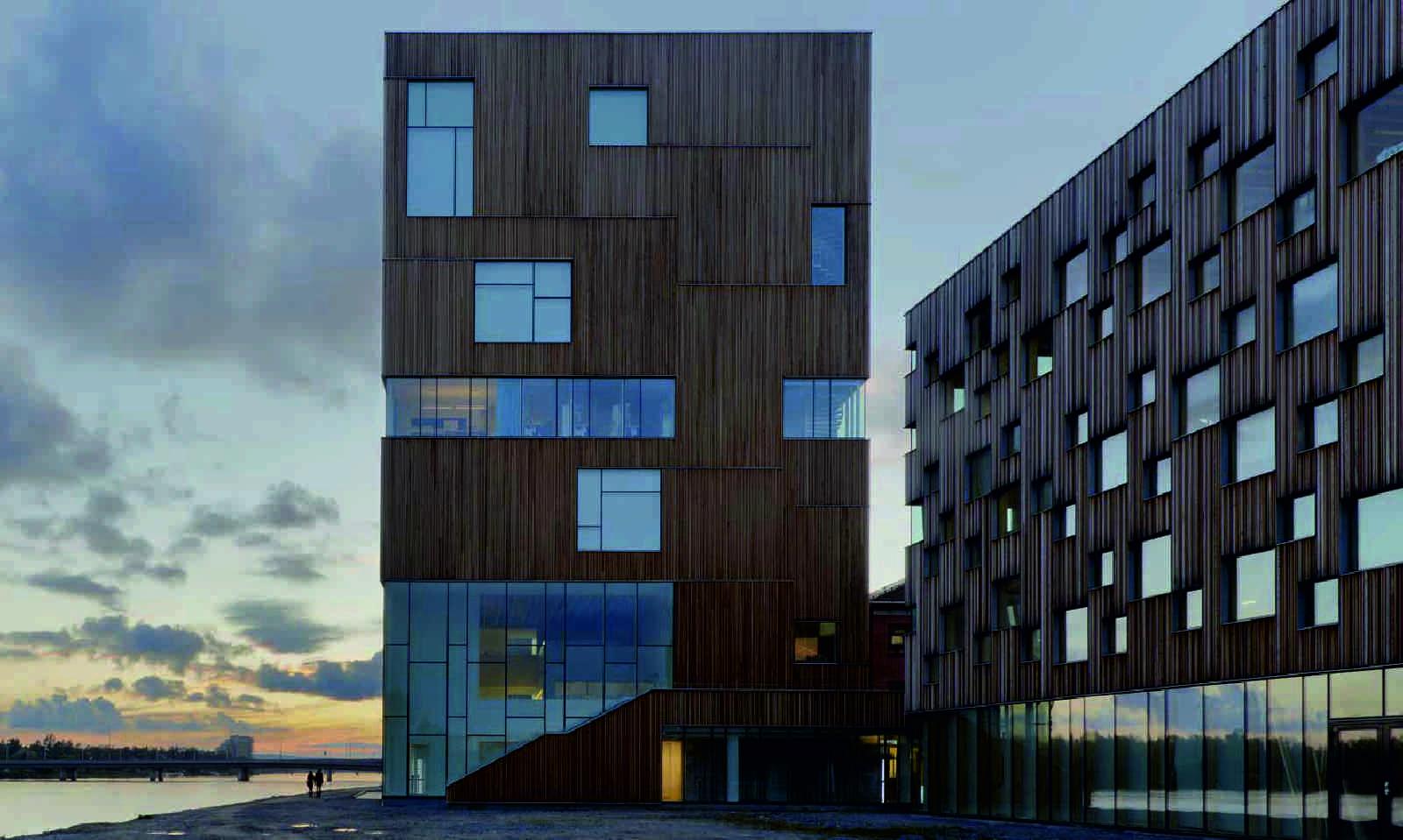 detaljerad look rabattkod ny produkt UMEÅ ART MUSEUM BY HENNING LARSEN ARCHITECTS – aasarchitecture