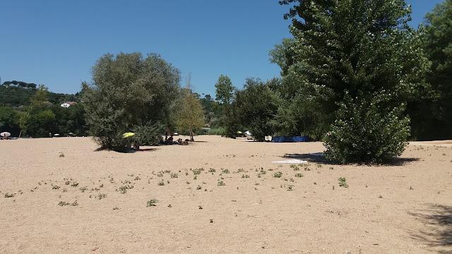 Praia Fluvial rebolim