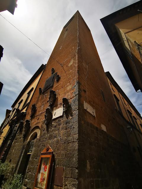 torre del moro, orvieto