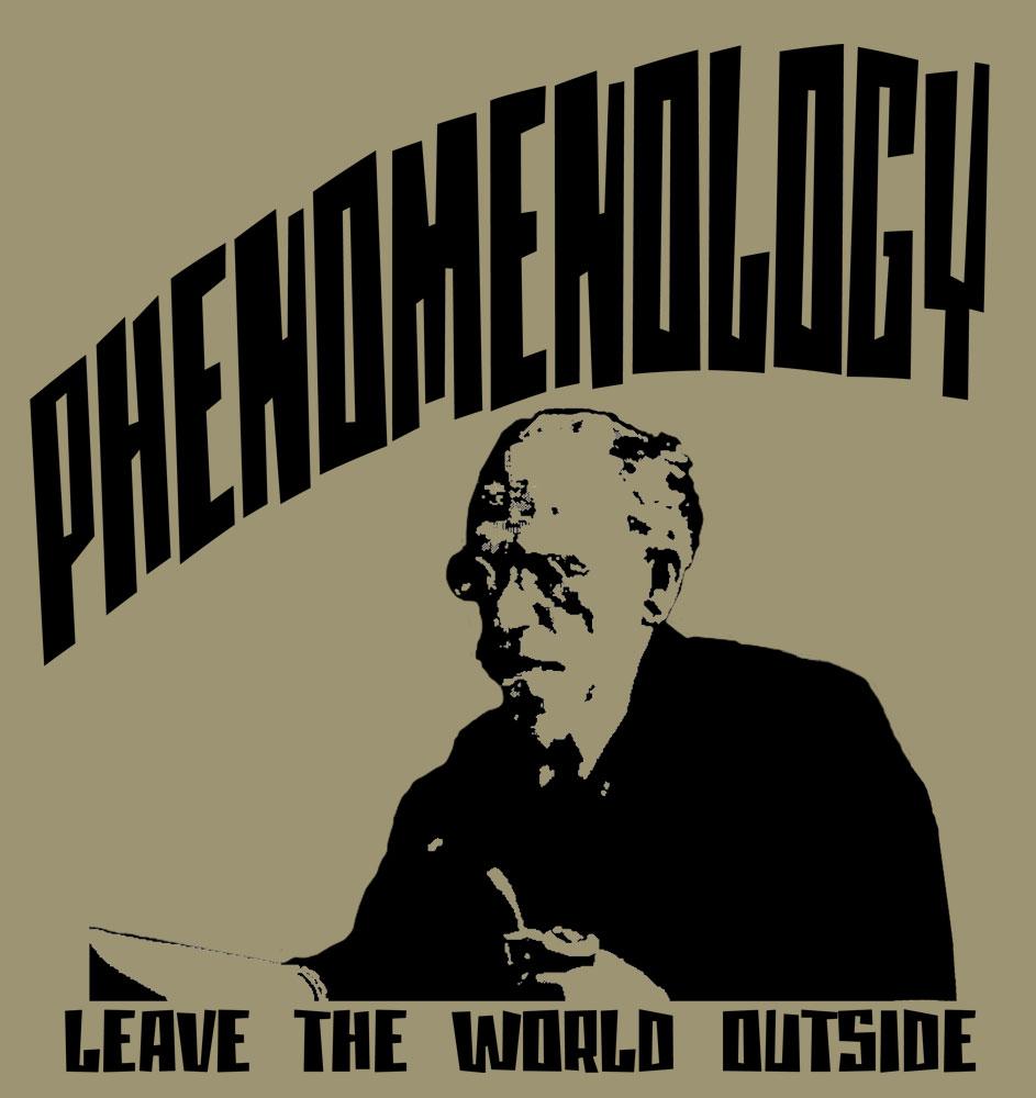 Husserls phenomenology
