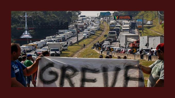 A SOMBRA DE UMA NOVA GREVE DOS CAMINHONEIROS