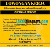 Loker Surabaya di PT. Sandi Perkasa Jasa September 2020