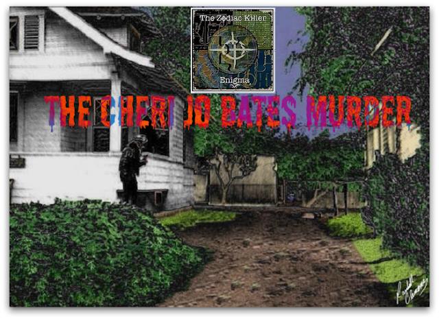 The Zodiac Killer Enigma the Cheri Jo Bates Murder