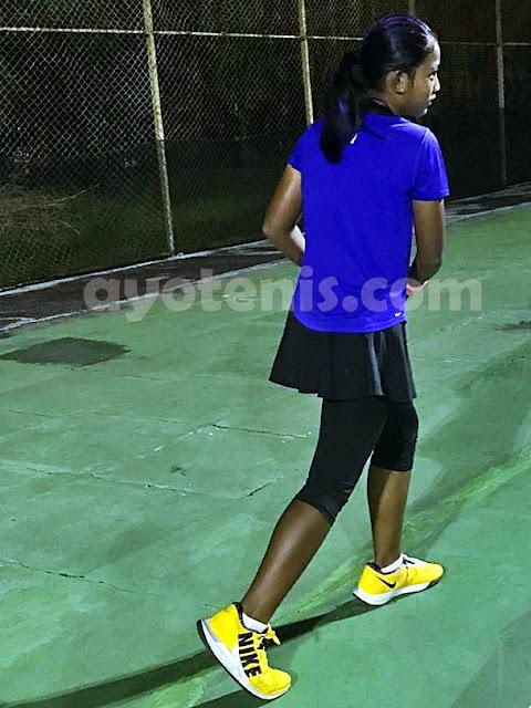 Tak Terkalahkan pada Laga Persahabtan di Malang, Chantika Dinda Siap Ikuti Turnamen ITF