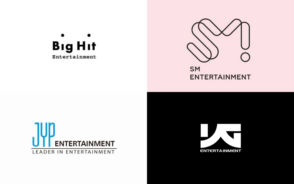 Netizens Compare the Encome of Big Hit, SM, JYP and YG in 2019