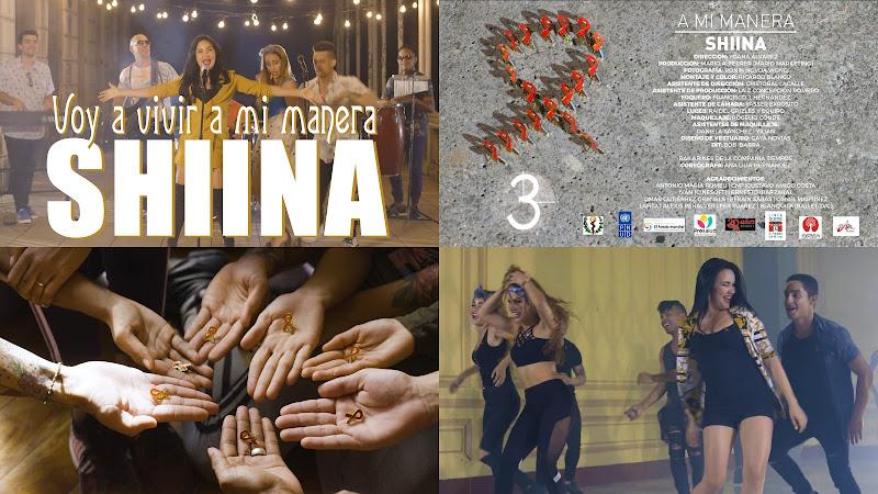 Shiina - ¨Voy a vivir a mi manera¨ - Videoclip - Directora: Yoanna Álvarez. Portal Del Vídeo Clip Cubano