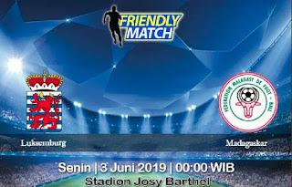 Prediksi Luksemburg vs Madagaskar 3 Juni 2019