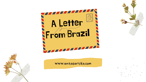 A Letter From Brazil